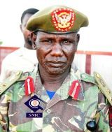 Gen. Philip Machar