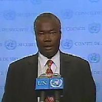 Sudan new envoy to US Akec Khoc Acieu