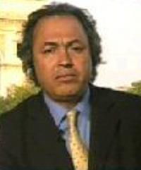 Fench-Libyan lawyer Hadi Shalluf (Al-Jazeera TV)