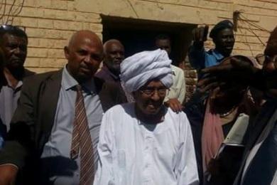 رئيس تحالف قوى الاجماع الوطني فاروق ابو عيسى