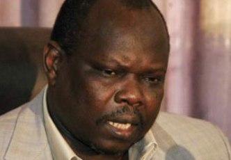 كبير مفاوضي دولة جنوب السودان باقان أموم