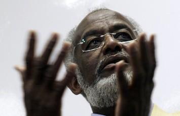 FILE PHOTO - Sudan foreign minister Ali Karti (RETUTERS)