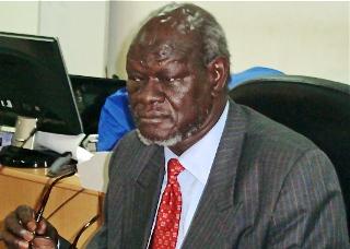 Peter Adwok Nyaba  (The Niles/Pascal Ladu)
