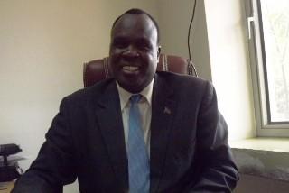 South Sudan's foreign affairs spokesperson, Mawien Makol (Photo: Citizen News)