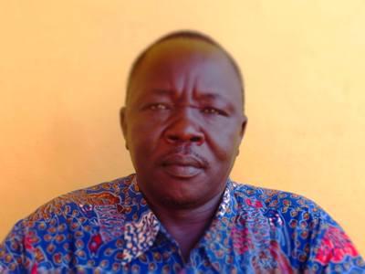 SPLM-N spokesperson Arnu Ngutulu Lodi (ST Photo)