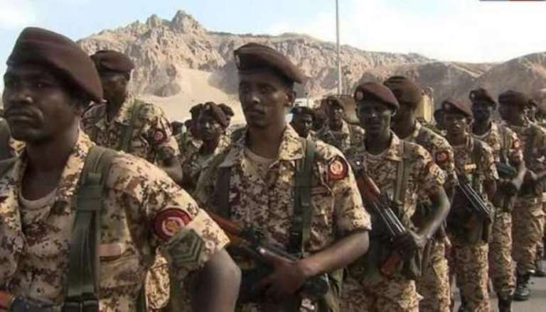 Sudan has dispatched thousands of troops to Yemen since 2015 (Sky News Arabia photo)